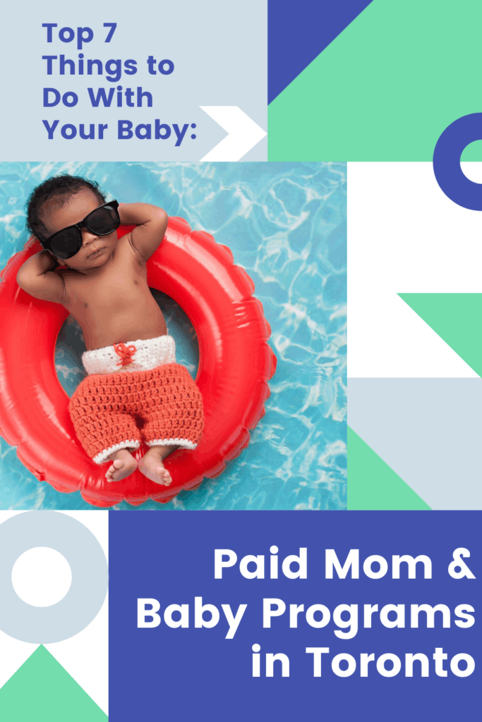 Paid Mom & Baby Programs in Toronto