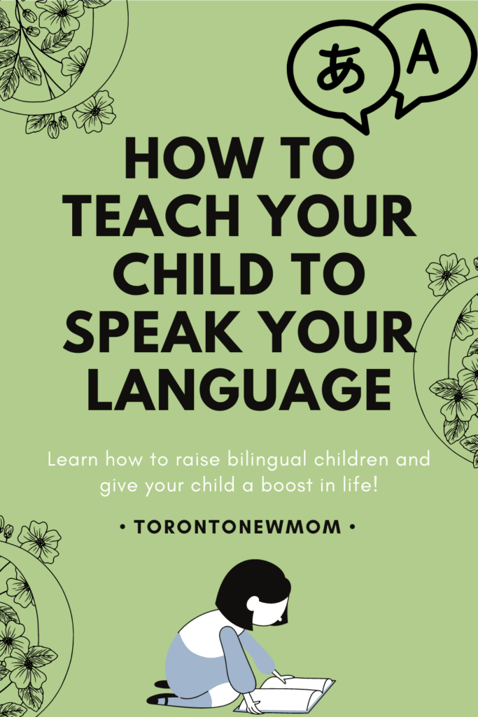 Bilingual Children_ Teach Your Child To Speak Your Language