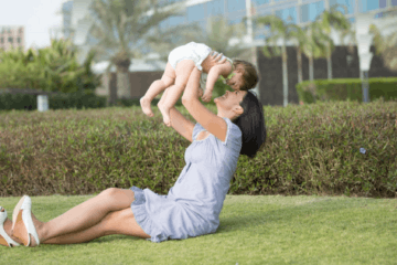 Mom & Baby Programs and Activities
