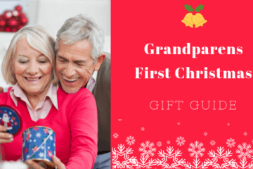 Grandma's and Grandpa's First Christmas Gift Guide