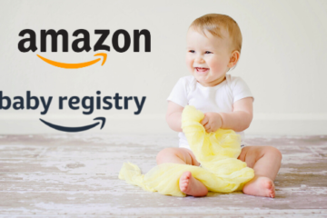 Your Guide to Amazon Canada Baby Registry