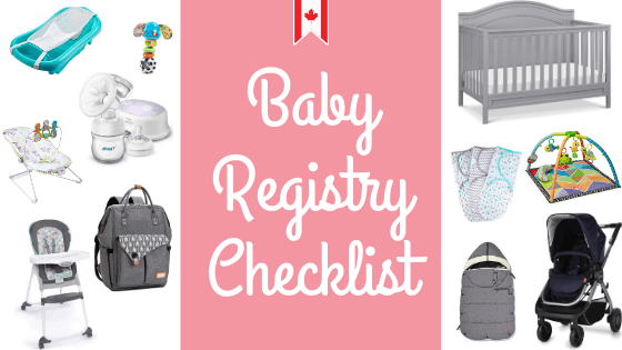 Your Baby Registry Checklist
