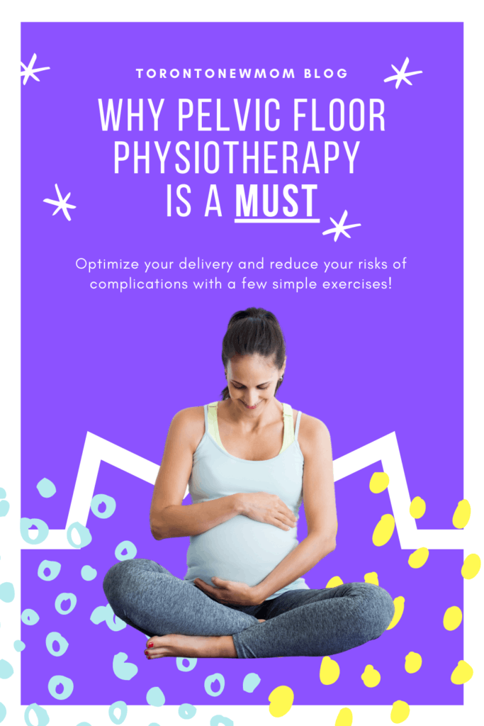 Why Pelvic Floor Physiotherapy is a MUST