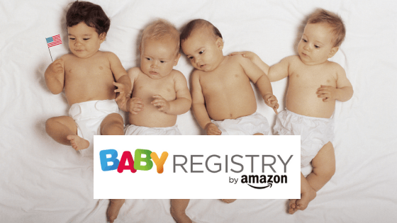 Amazon Baby Registry US