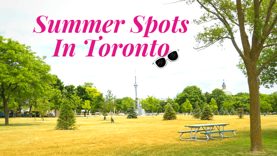 Best Summer Spots In Toronto