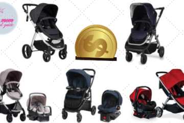 The Best baby strollers for $500 budget