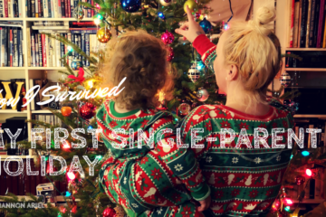 How I survived my first single parent holiday
