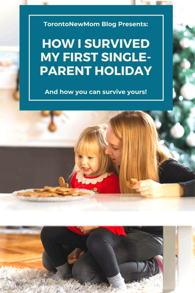 How I Survived My First Single-Parent Holiday