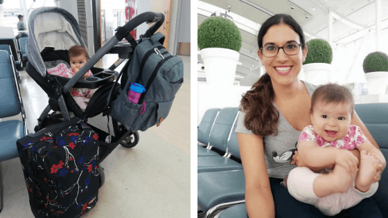 Flight With a Baby: Getting ready