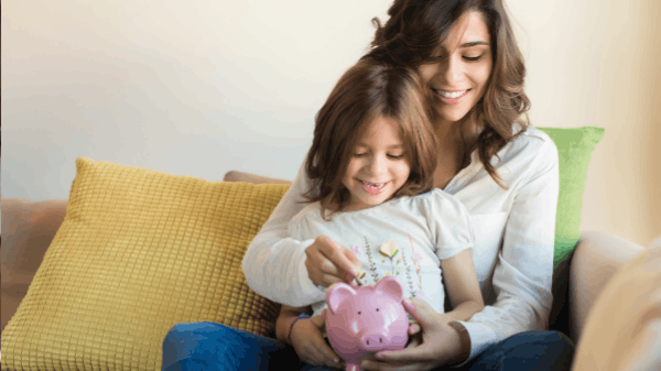 5 Easy Steps for Parents to Help Reduce Financial Strain