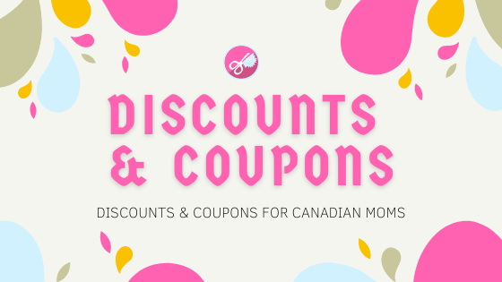 Discounts and Coupons for Toronto's New Moms