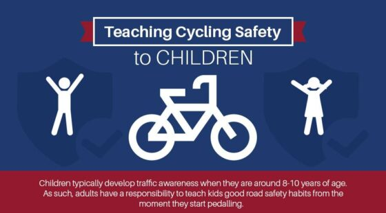 Teaching Cycling Safety to Children 1