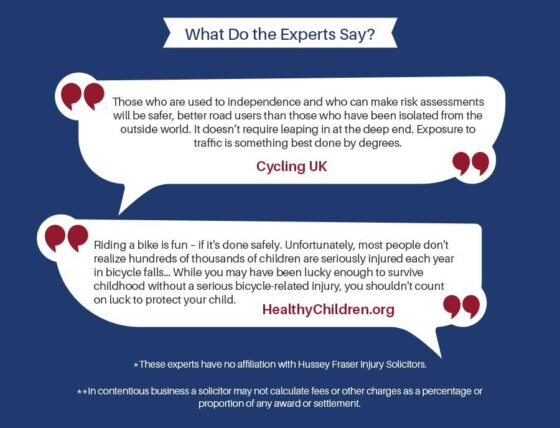 Teaching Cycling Safety to Children 9