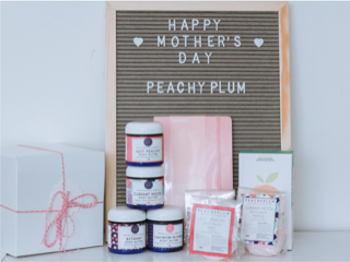 Mother's Day Gift Guide 2021- PeachyPlum Natural Skincare
