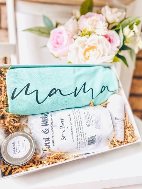 Mother's Day Gift Guide 2021-Timi & Mila Mamma Bundle