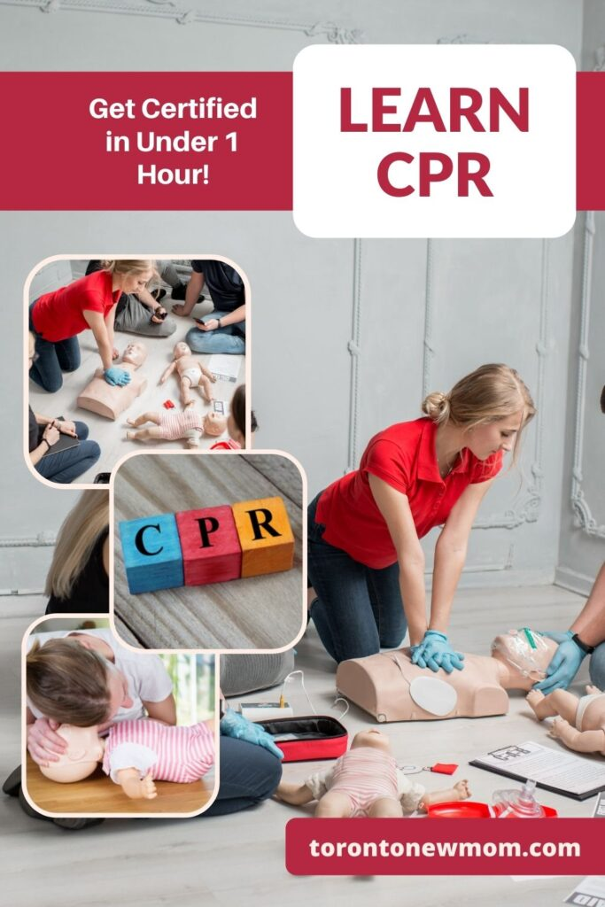 How Moms Learn CPR and Get Certified from Home