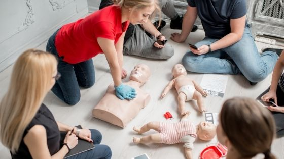 How Parents Learn CPR and Get Certified from Home V2