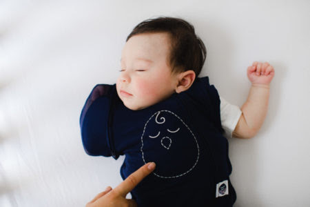 The All-in-One Swaddle from Nested Bean_2