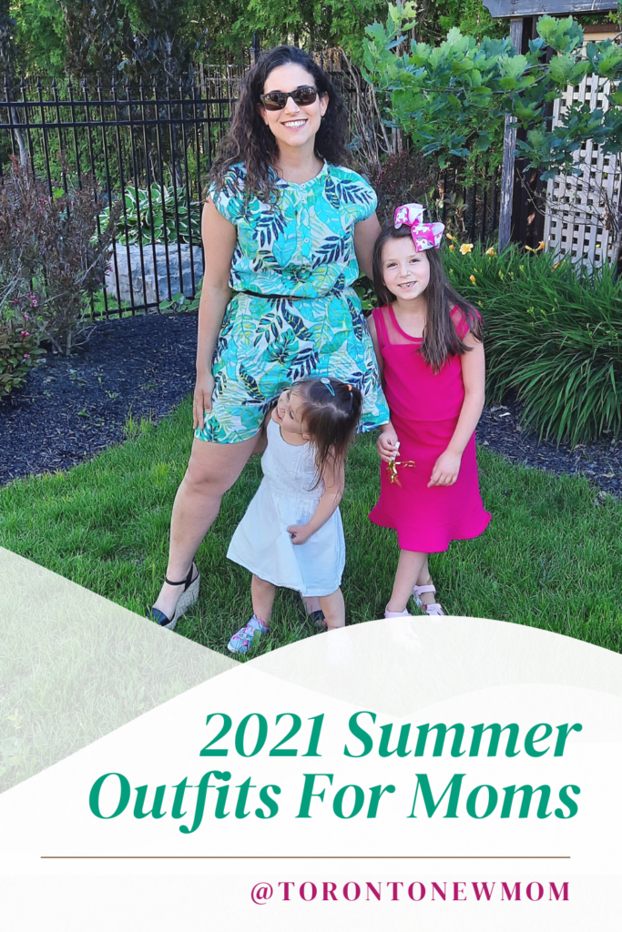 2021 Summer Outfits For Moms