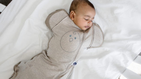 The All-in-One Swaddle from Nested Bean