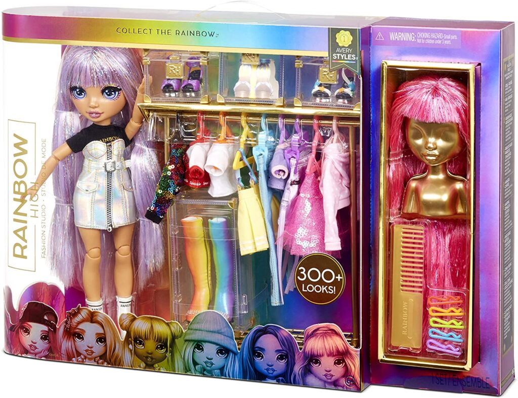 2021 Best Holiday Gifts for Kids- Rainbow High