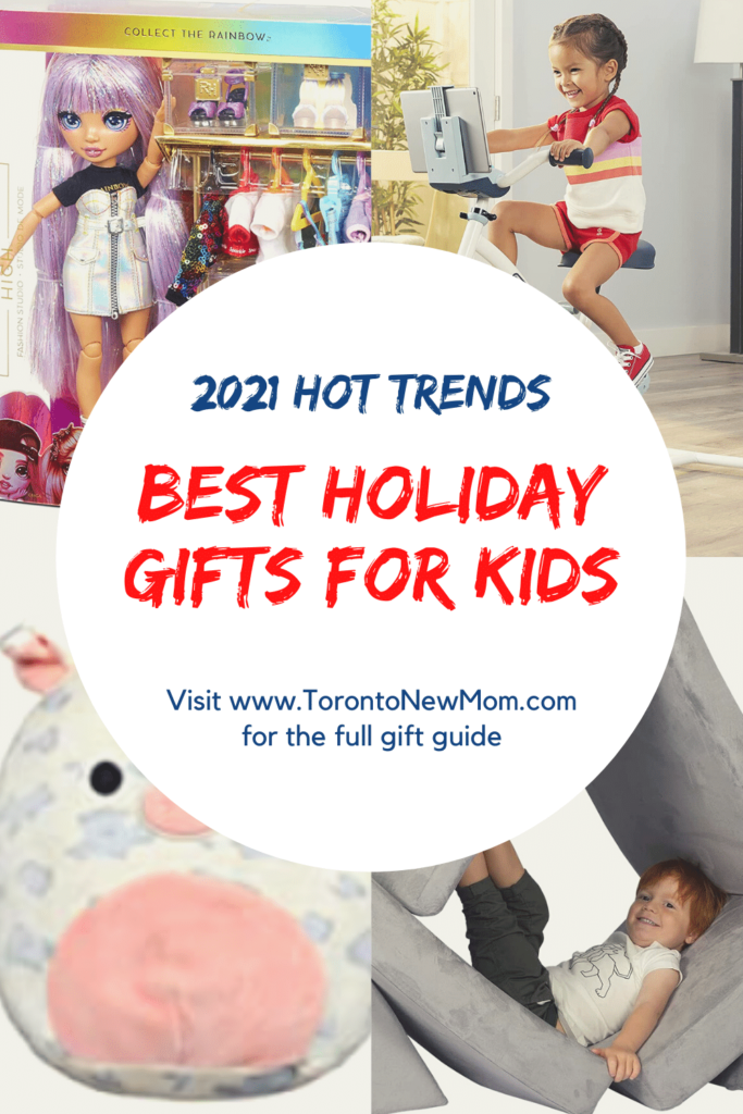 Best Holiday Gifts for Kids-Pinterest